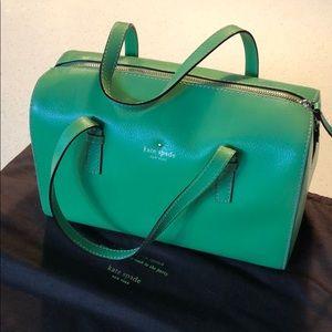 Kate Spade Lime Green Handbag. Excellent condition